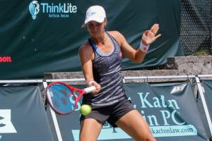 Калініна не змогла дограти стартовий матч на турнірі ITF у Дубаї