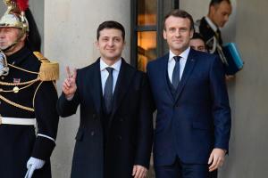 Die Ukraine bereitet Macrons Besuch in der Ukraine vor - Botschafter