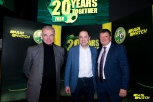ФАСК – бренд київського футболу