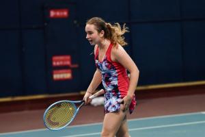 Дарья Снигур одержала первую победу на 100-тысячнике ITF