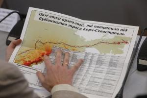 У Бородянського закликають не мовчати про знищення культурної спадщини в окупованому Криму