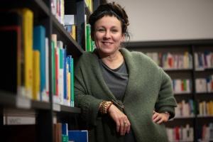 На BookForum у Львові завітає лауреатка Нобелівської премії Ольга Токарчук