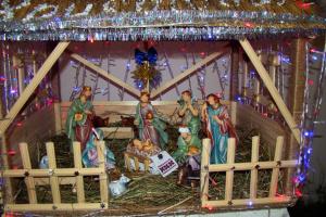 Туристам в Тернополе покажут макеты рождественских шопок
