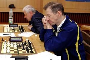 Украинский шахматист одержал две победы на турнире в Анкаре