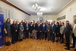 У Варшаві відкрили виставку до ювілею українсько-польської дипломатії