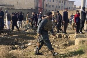 Біля головної бази США в Афганістані стався вибух — є загиблі, десятки поранених