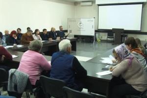 被占領下クリミア、人権会議開催できず