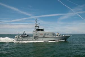 Уряд дав добро на будівництво 20 патрульних катерів