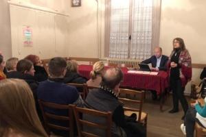 La Diáspora ucraniana delibera sobre los resultados de la cumbre Normandía