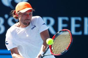 Долгополов заявлений в основі Australian Open