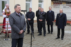 Ukraine's Honorary Consulate opens in Vitebsk