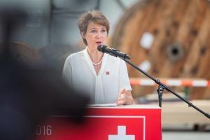 Швейцарія обрала президента на наступний рік