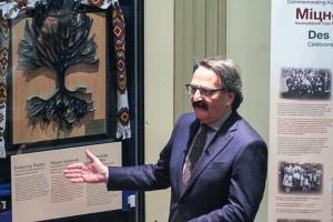 У Кінгстоні відкрили скульптуру – символ внеску українців в культуру та спадщину Канади