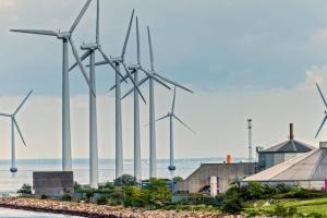 Уряд Данії планує створити штучні острови для вітряків