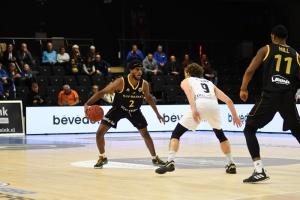 «Киев-Баскет» обыграл «Зволле» в Кубке Европы FIBA