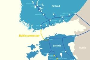 Фінляндія та Естонія запустили спільний газопровід