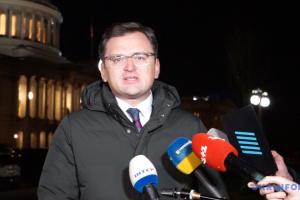 Підтримка України забезпечує стабільність усієї Європи – Кулеба