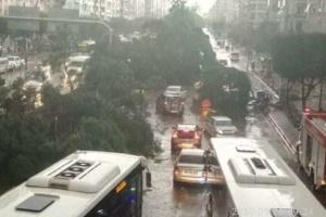 """В Анталії через сильні дощі та вітер оголосили """"червоний"""" рівень небезпеки"""