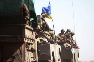 Оккупанты обстреляли позиции ВСУ под Марьинкой