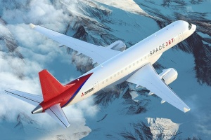Mitsubishi готовит к презентации реактивный пассажирский самолет