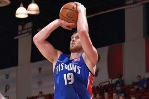 Михайлюк потрапив до ТОП-10 баскетболістів НБА за влучністю триочкових