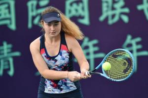 Дар'я Снігур пробилися до 1/2 фіналу турніру ITF у Дубаї