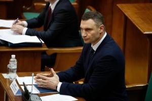 Кличко у КСУ сказав, до чого призведе двовладдя у Києві