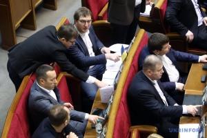 La Rada adopte une résolution sur la tenue de la session printanière de l'Assemblée Parlementaire de l'OTAN à Kyiv