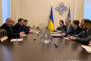 Данілов подякував ЄС за безпекову допомогу Україні