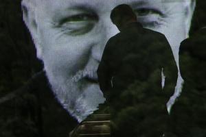 В Киеве появится сквер Павла Шеремета
