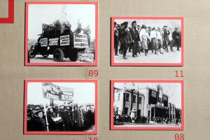Бородянський відкрив виставку історії повернення українських культурних цінностей