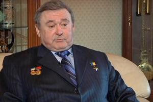 Пішов з життя видатний український конструктор космічних ракетних