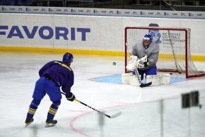Украина проиграла на старте молодежного ЧМ по хоккею