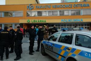 Зросла кількість жертв стрілянини у чеській лікарні