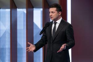 """Зеленський: Побудова стіни на Донбасі – не план """"Б"""", а план """"остання буква"""""""