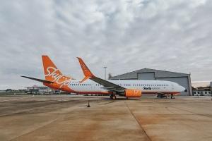 SkyUp получила 10-й самолет в свой флот