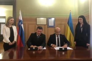 В словенському місті Веленє відкрилося Почесе консульство України