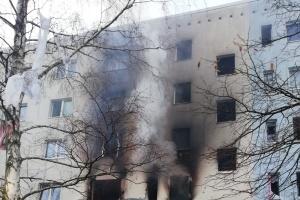 В Германии произошел взрыв в жилом доме — есть погибший, 25 раненых