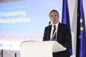ЕС продолжит финансирование Программы «U-LEAD с Европой» - Куне