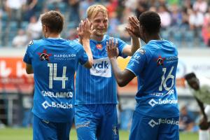 Українець Роман Безус увійшов до ТОП-11 найкращих футболістів туру в Лізі Європи