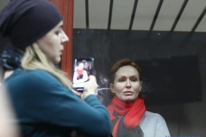 Кузьменко в суді заявила про готовність пройти поліграф