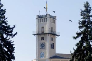 На коломыйской ратуше создадут смотровую площадку и музейное пространство