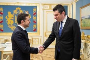 Україна і Грузія на початку 2020 року проведуть засідання міжурядової комісії