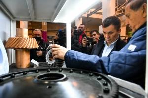 Милованова шокував стан запорізької екології