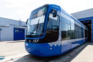 У Києві через ремонт тимчасово скасують швидкісний трамвай