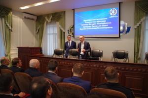 Прокуратура Черкасской области получила нового главу