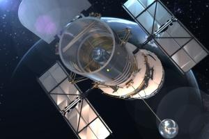 Телескоп Hubble снял комету, которую открыл украинский астроном
