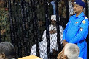 Експрезидента Судану засудили до двох років за корупцію