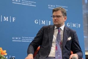 Kuleba: Ucrania prepara la visita del presidente Zelensky a EE. UU.