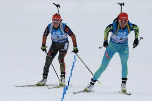 Сборная Украины заняла 4 место в эстафете на австрийском этапе Кубка мира